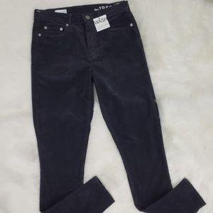 GAP 1969 Always Skinny High Rise Corduroy Pants